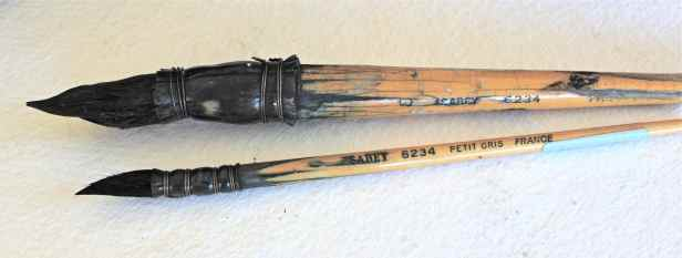 Isabey 6234 brush
