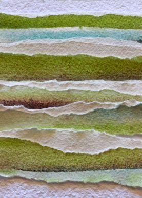 watercolor collage, daniel smith watercolours, debiriley.com