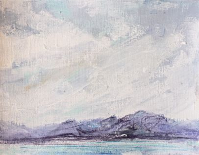 Pastel clouds debiriley.com