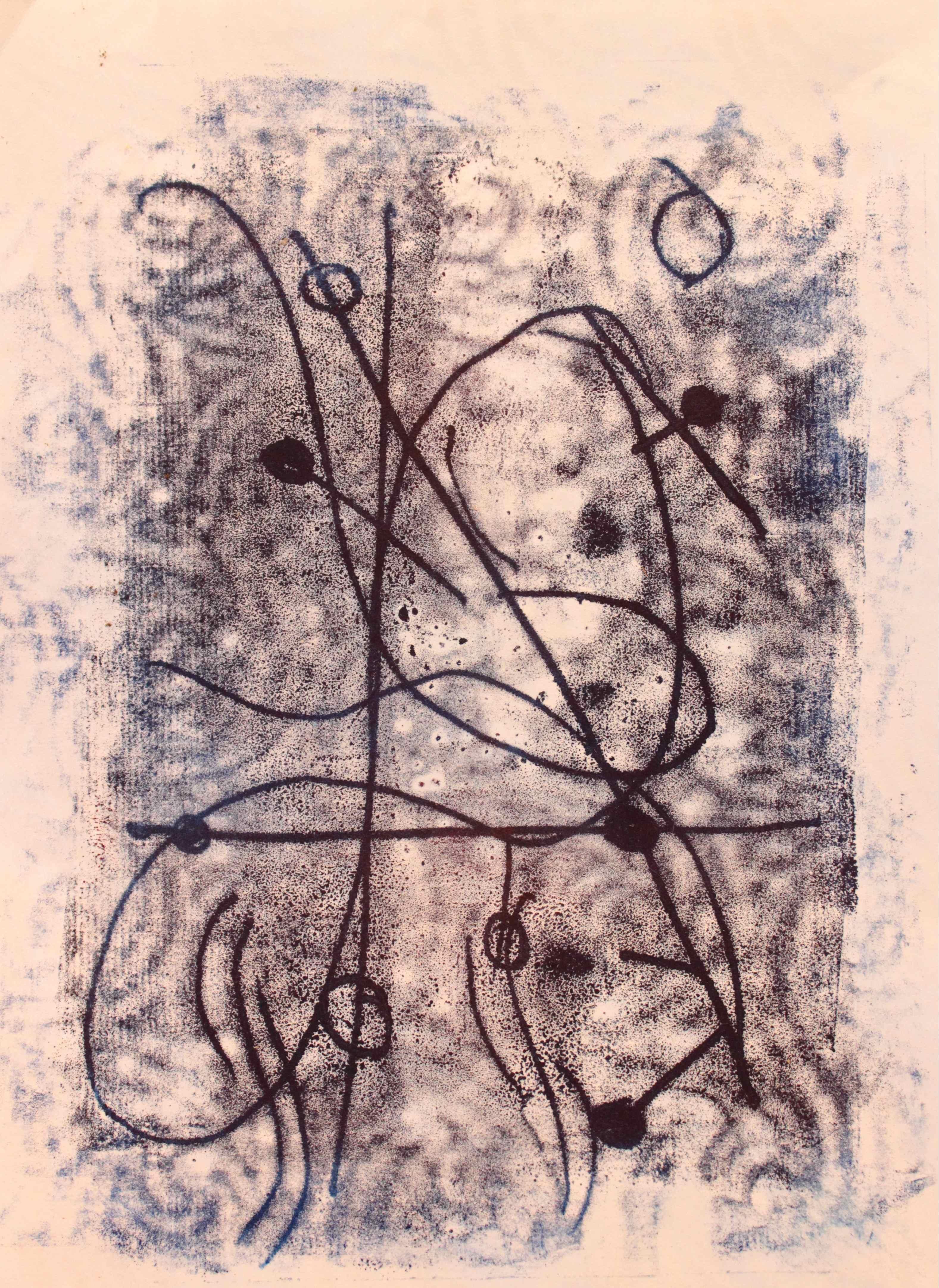 Klee Inspired student work, debiriley.com