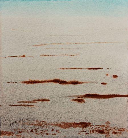 watercolour textures, landscape, debiriley.com