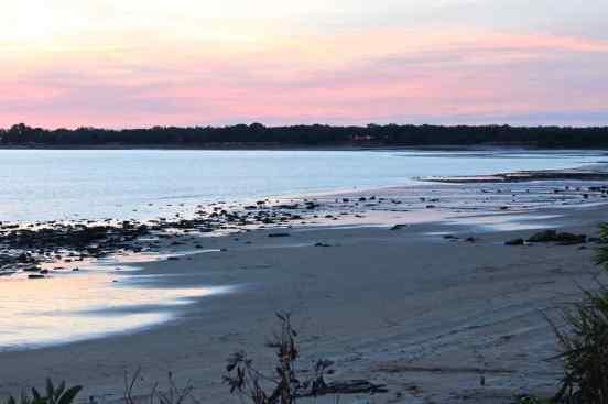 Serenity at Dusk Darwin
