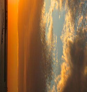 Tilted Sky sunset debiriley.com