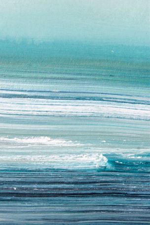 acrylic sea 1 brushstroke debiriley.com