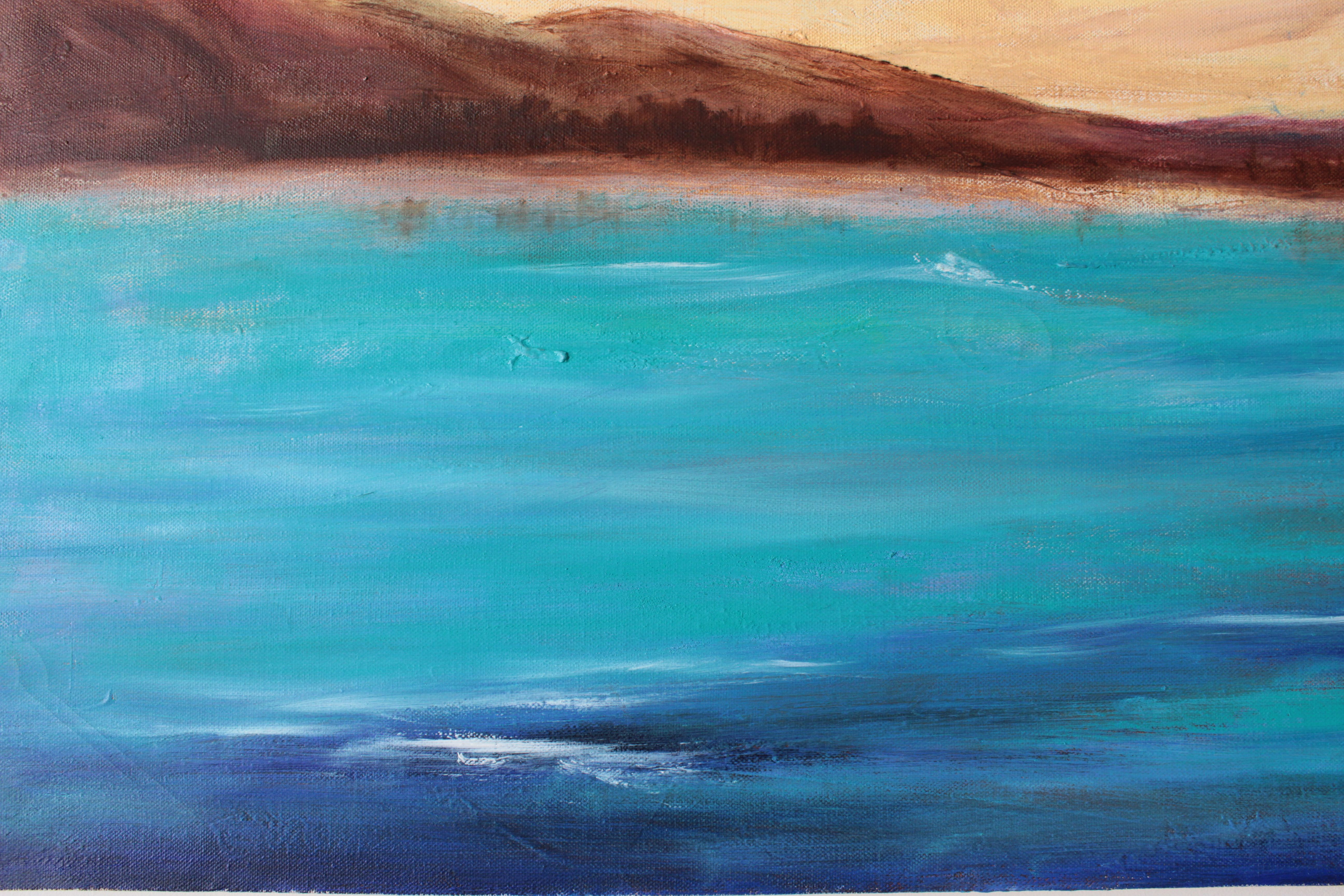 Painting impressionistic landscapes debi riley for Basic portrait painting