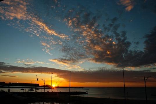 Sunset photograph Australia debiriley.com