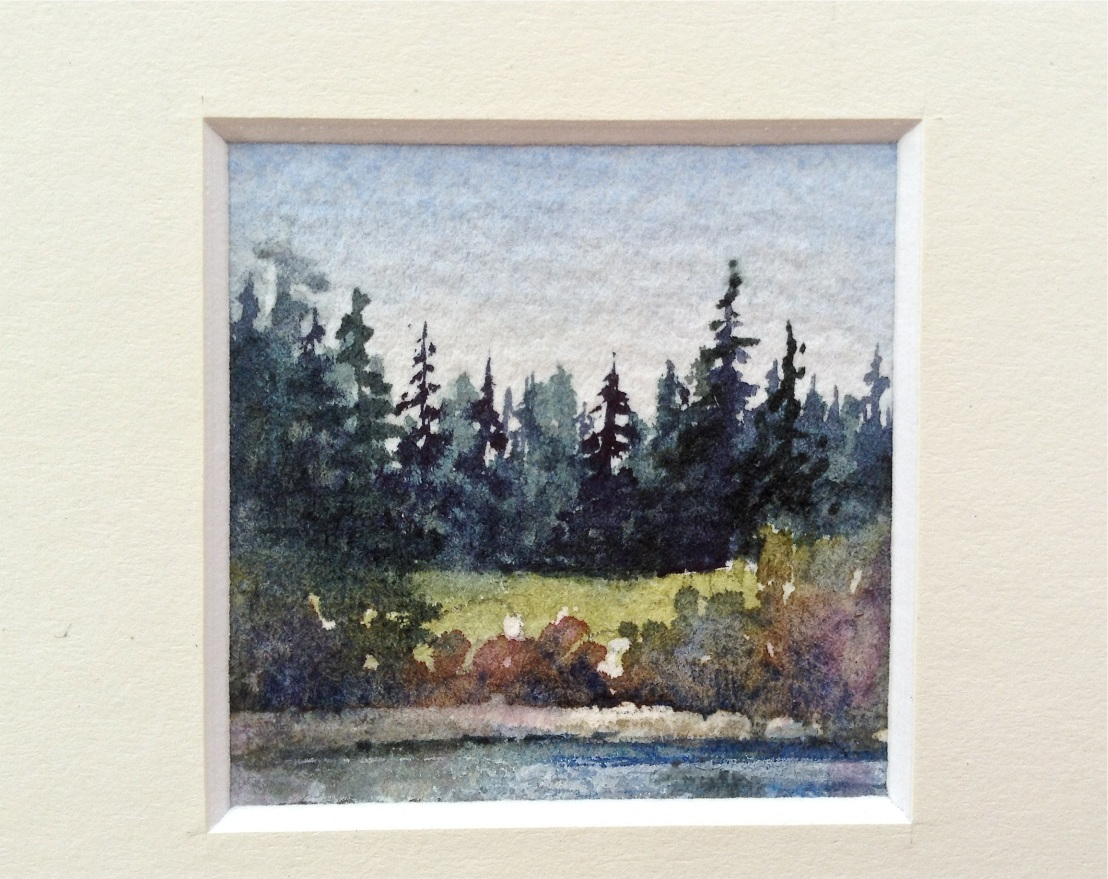 Paintings of Forests
