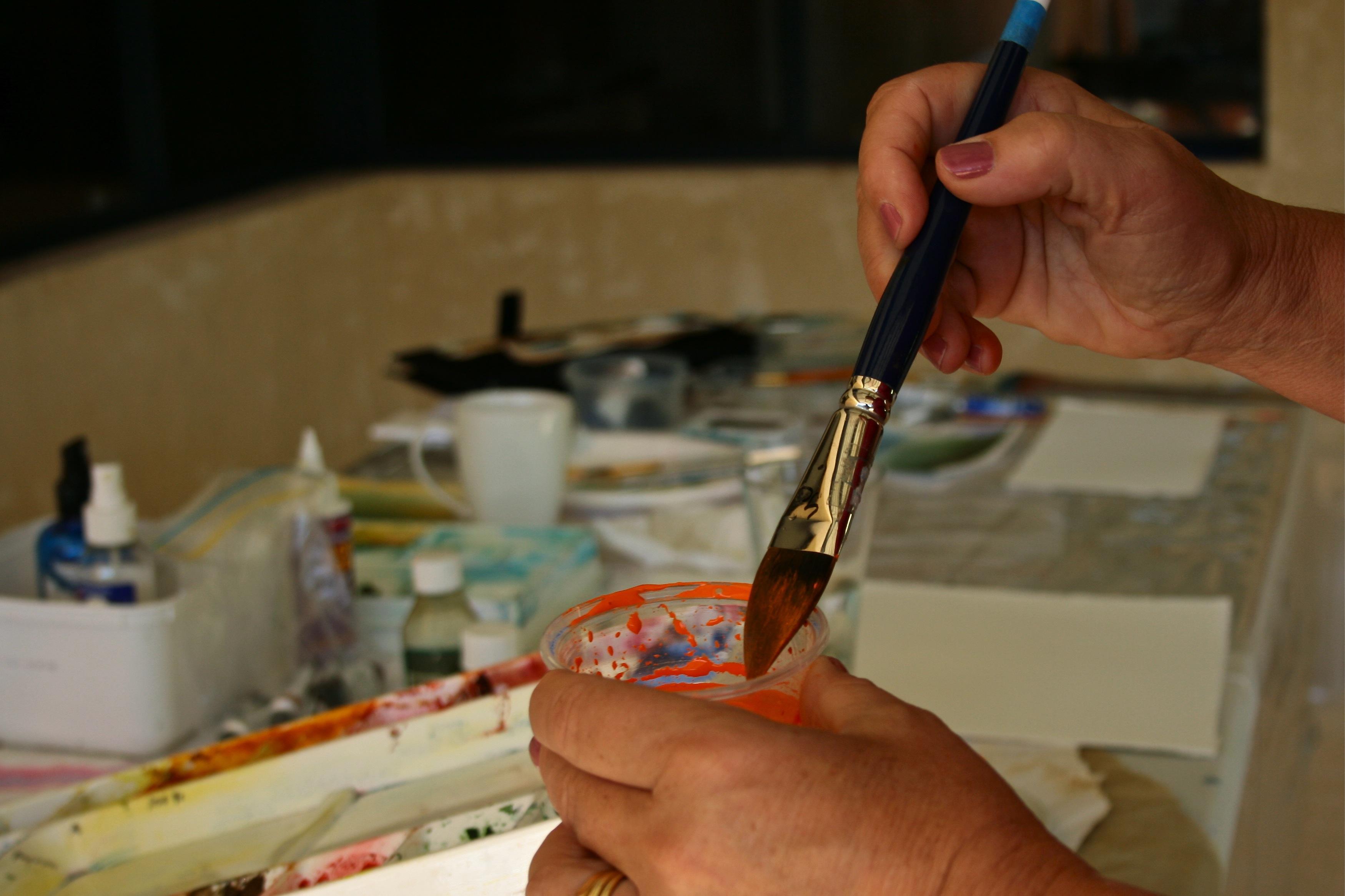 mixing the paint debiriley.com