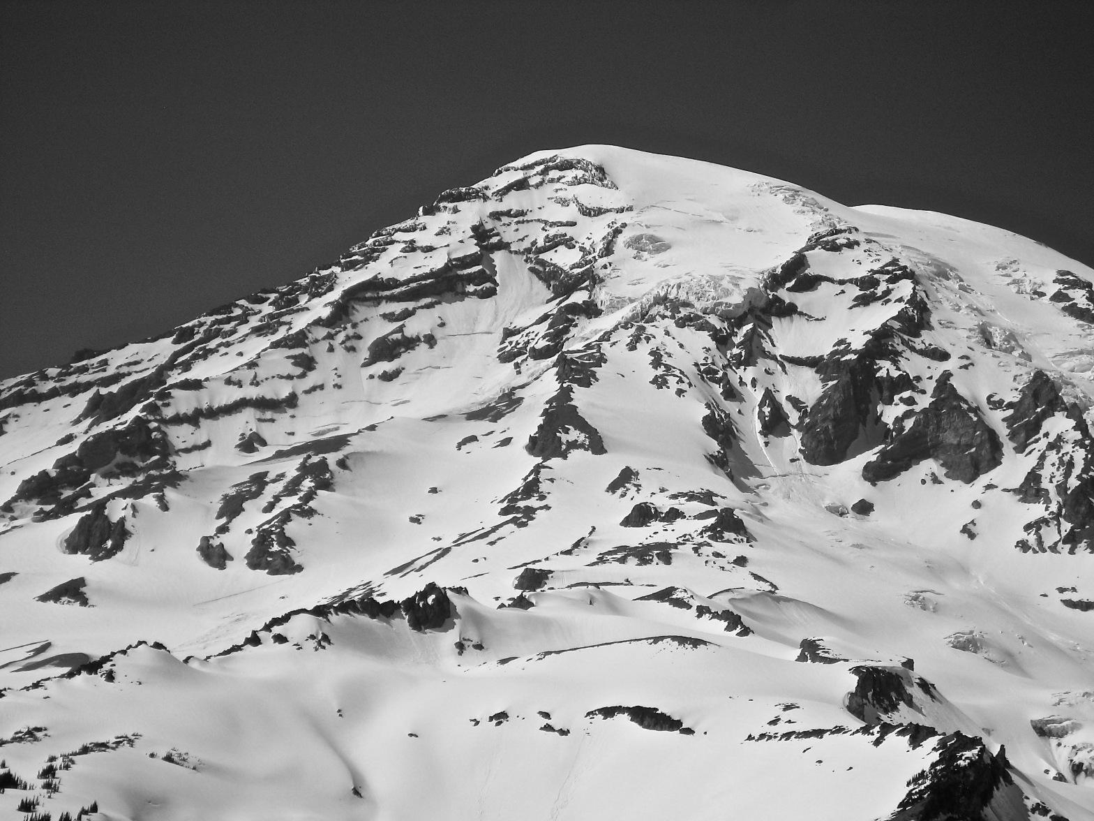 Mt. Rainier Kelly Riley Walker photo
