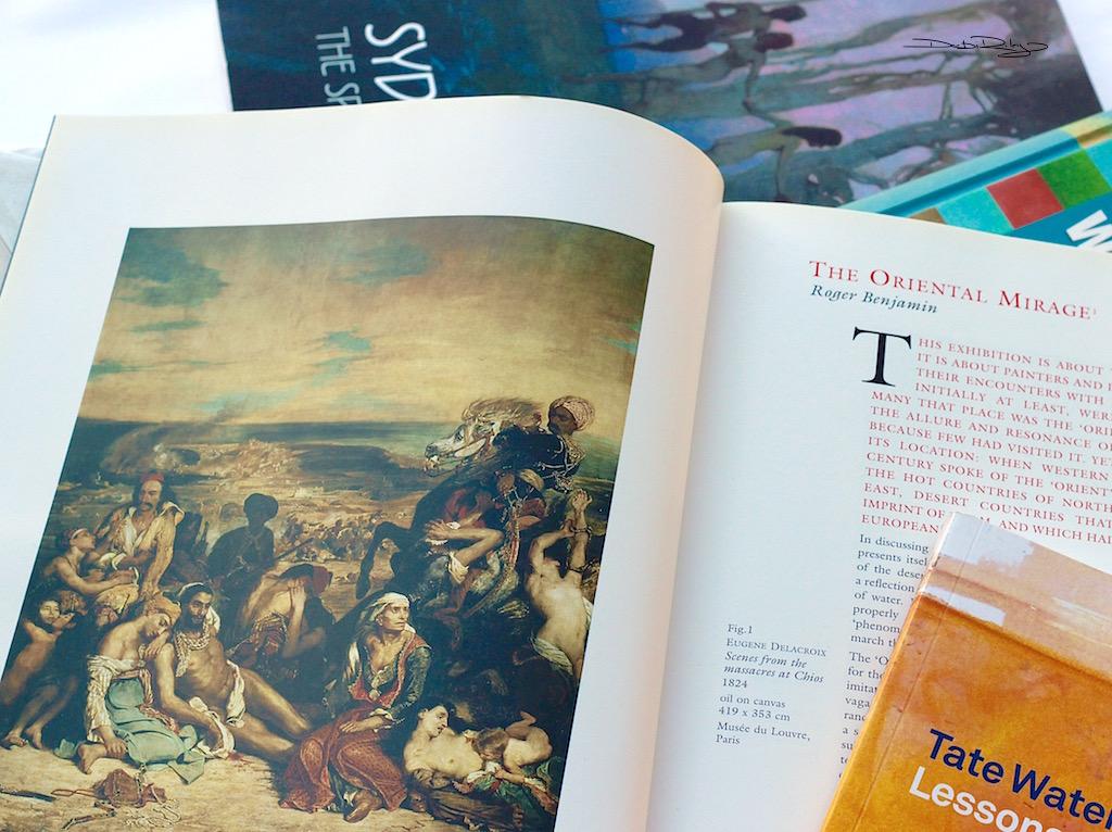 Eugene Delacroix French artist  debiriley.com