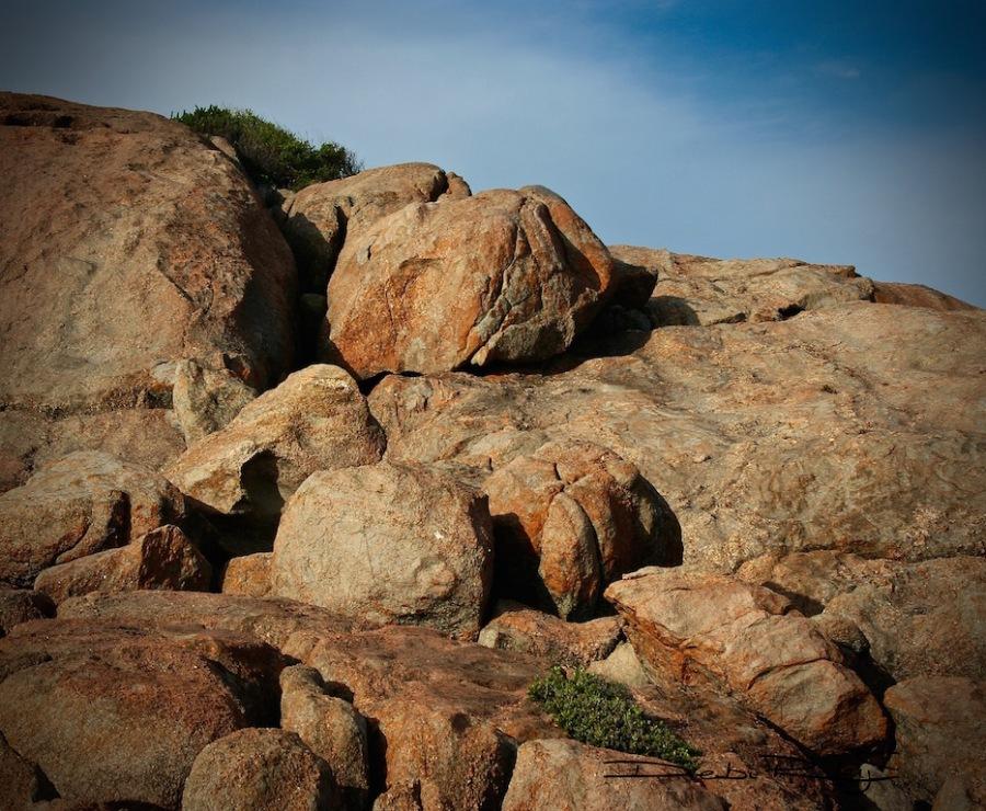 Climb II Cape Le Grande Western Australia, debiriley.com