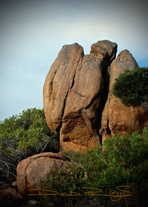 boulders, cape le grande WA, debiriley.com