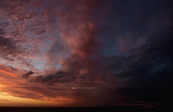 glorious sky photo debiriley.com