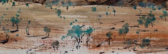 watercolour landscape debiriley.com