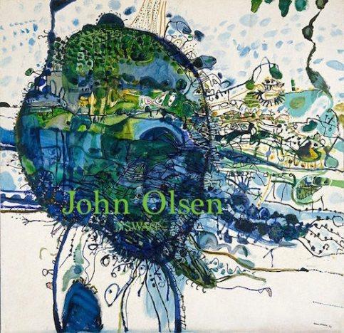 John Olsen artist