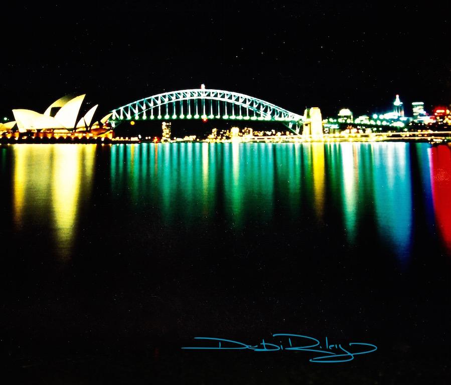 sydney harbour bridge photo debiriley.com