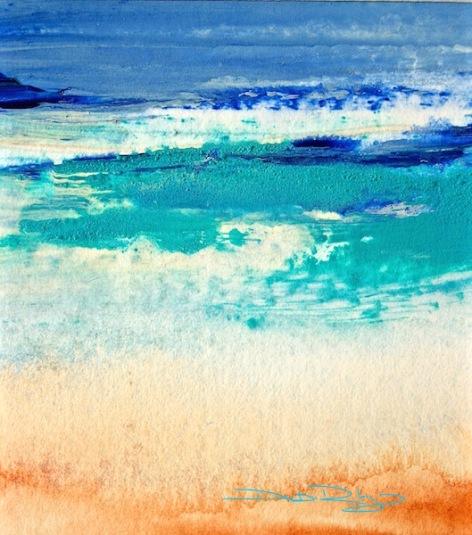 Ocean ultramarine blue, cobalt teal blue pg50, debiriley.com