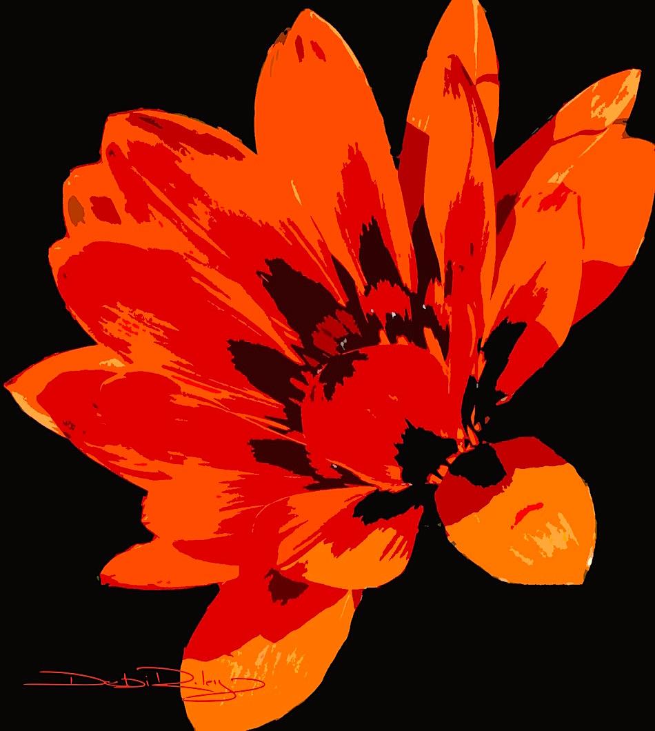 digital painting debiriley.com