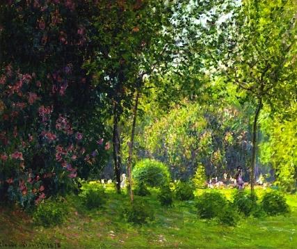Monet impressionist landscapes, debirilley.com