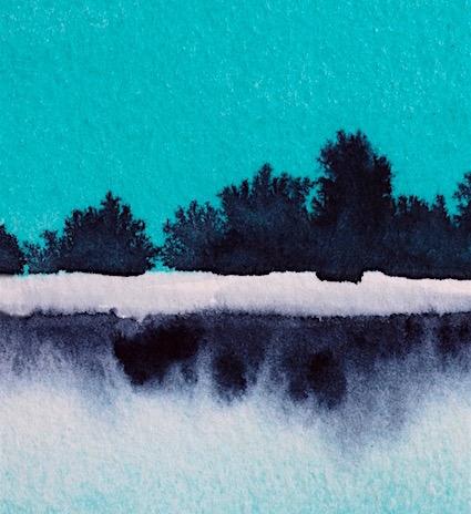 creative zone, cobalt teal, debiriley.com