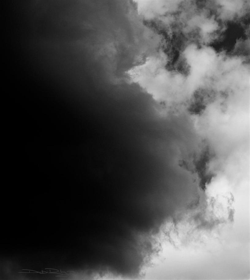 B/W storm photo, debiriley.com