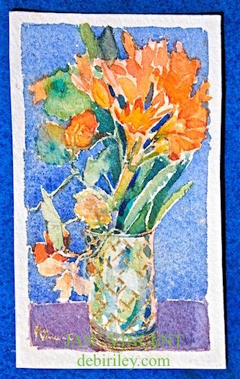 In Gratitude, Jan Vincent artist, debiriley.com