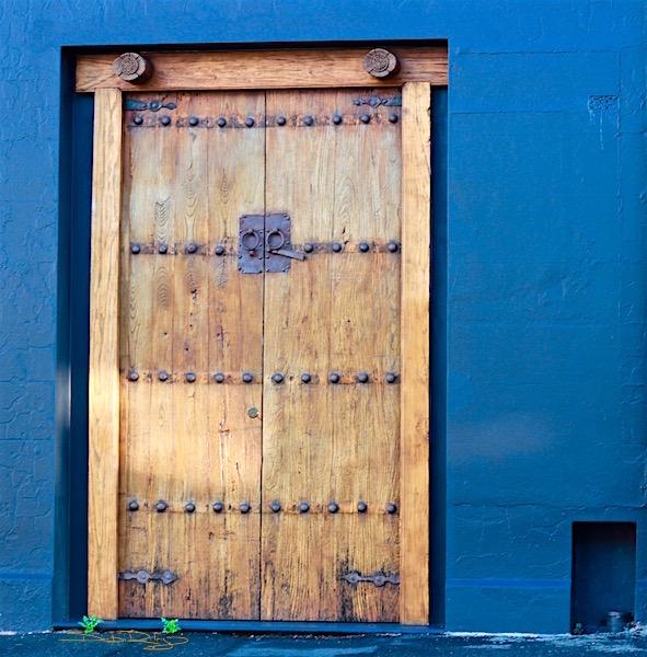 solid timber Doorway, Balmain NSW Australia, buildings, debiriley.com