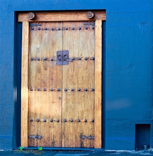solid timber Doorway, Balmain NSW Australia, buildings, debiriley.com