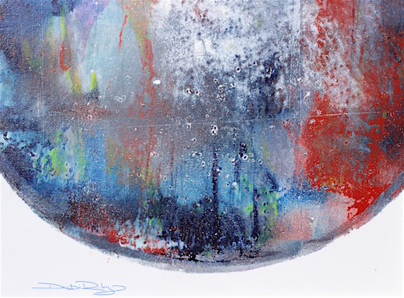 versions of grey blues, color mixing greys, debiriley.com