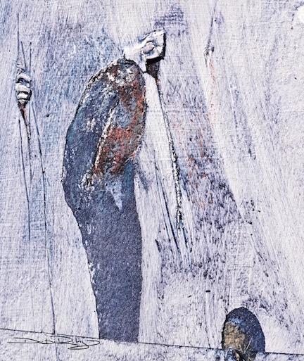 versions of grey, mixing grey paint, debiriley.com