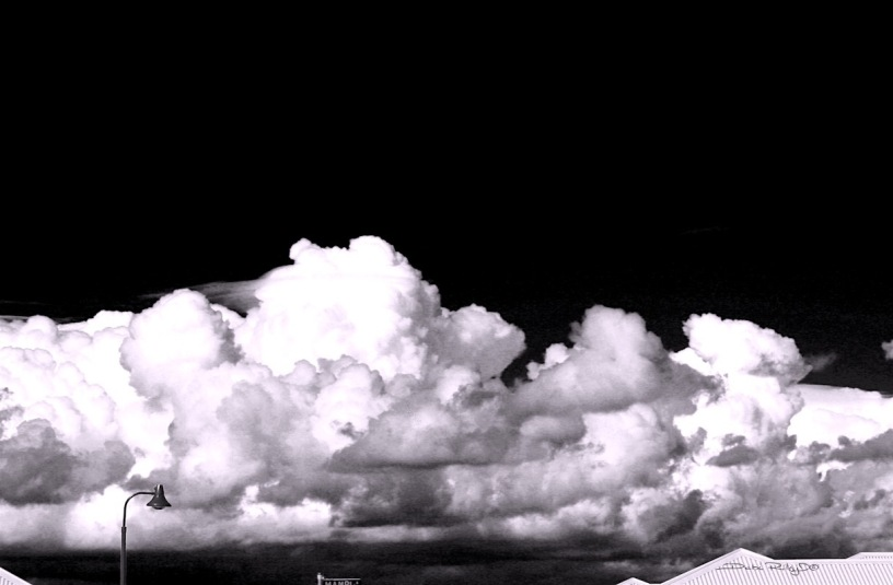 clouds and sky, photograph, debiriley.com