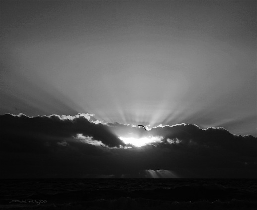 black and white photography, sky clouds, contemplations, debiriley.com