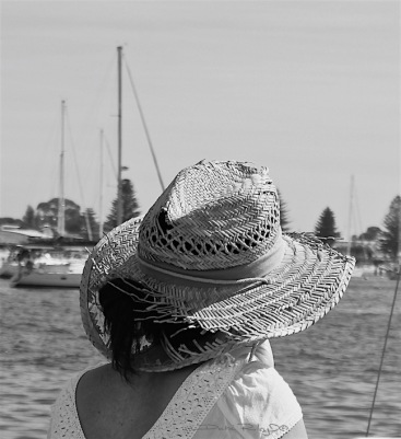 summer breeze on the water, photo, debiriley.com