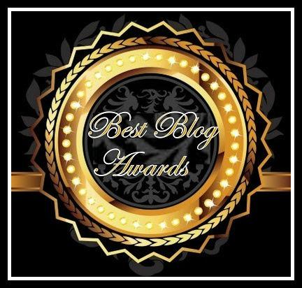 Best Blog Award, art blog nomination, debiriley.com