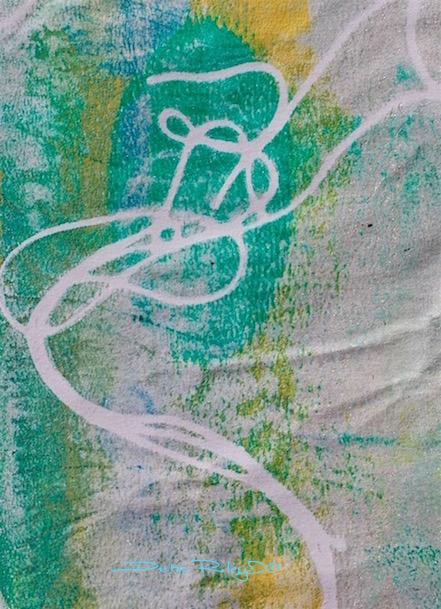 silly string, cobalt teal blue pg50, debiriley.com
