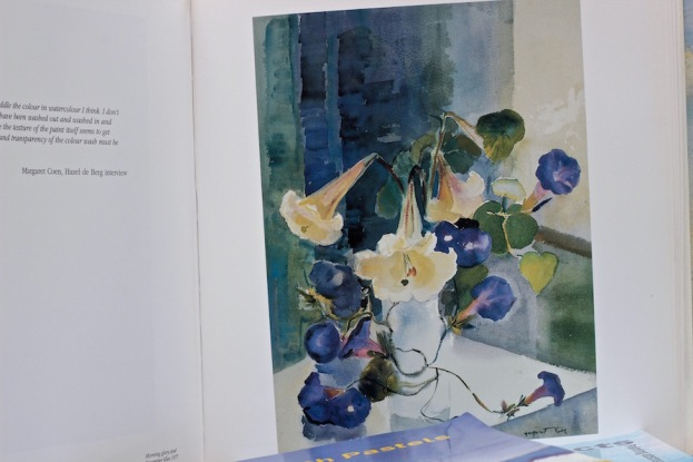 Margaret Coen, a passion for painting, favorite art books, debiriley.com