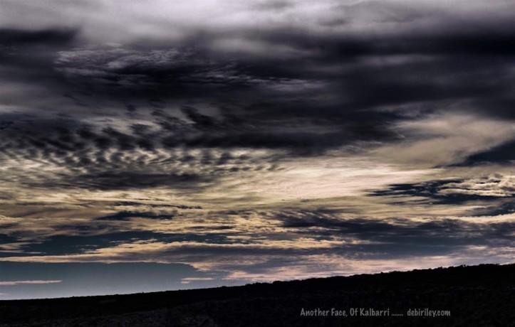 moody sky photographs, Kalbarri travel photos, debiriley.com