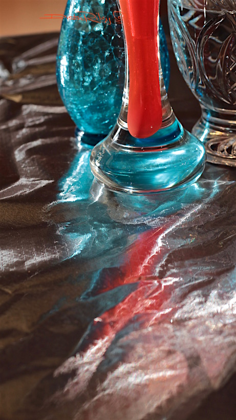 colors in glass, creativity in art, photography debiriley.com