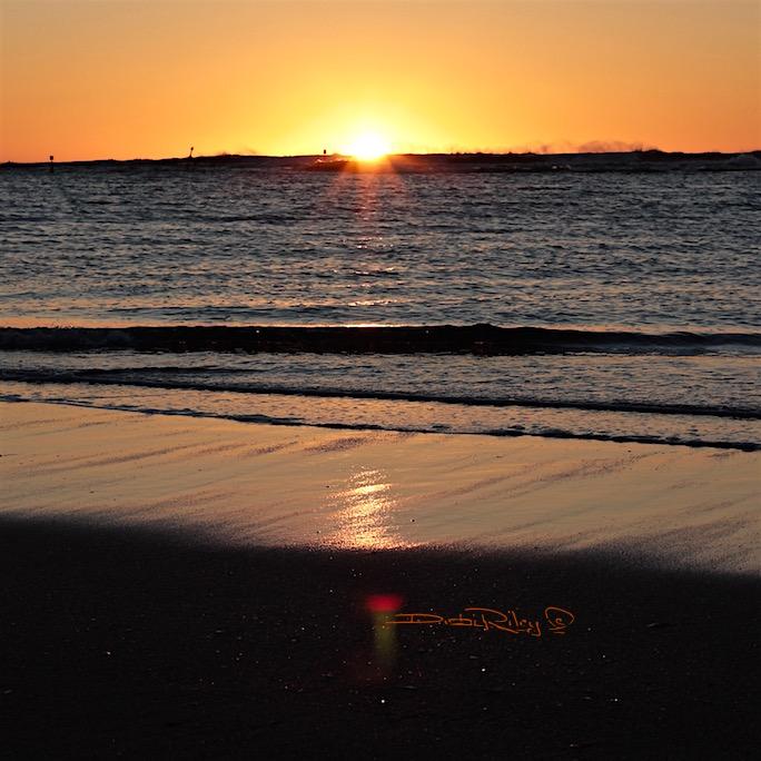 Kalbarri Western Australia, travel W.A., sunset photo, debiriley.com