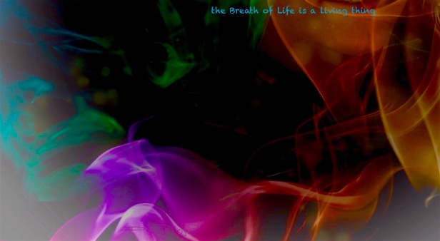breath of life, inspired, digital abstract art, debiriley.com