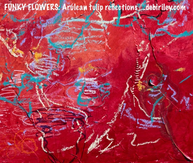 Atwell Gallery Perth, flower painting class funky, debiriley.com