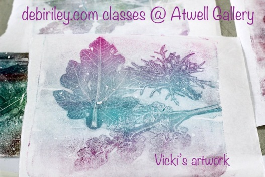 debiriley.com art classes at Atwell Gallery