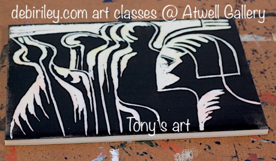 art possibilities, Atwell Gallery classes, debiriley.com