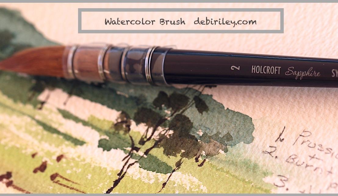 New Watercolor Brush