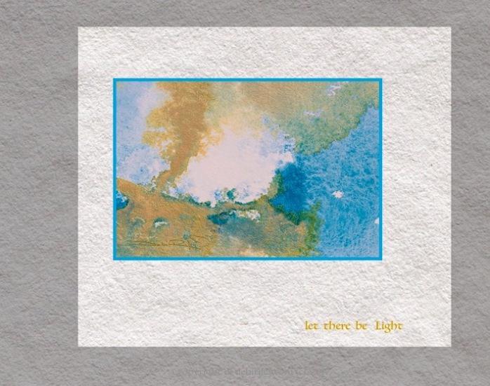 controlling watercolor, light in watercolours, presentation in art, debiriley.com