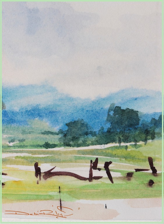 3 Fast Tips: WatercolorLandscapes