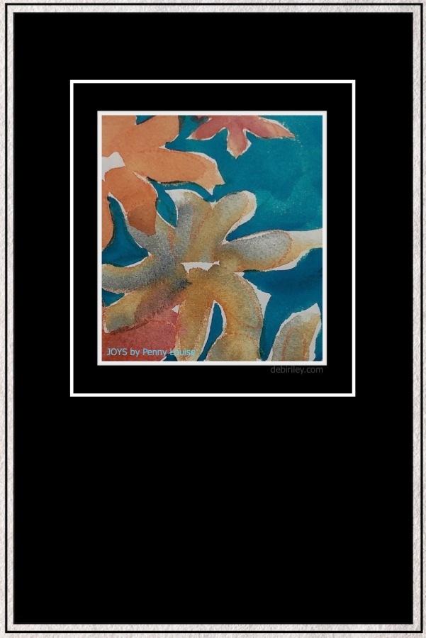 watercolor beginner, Atwell Gallery art, help beginner artists, encouragement, flower art, teaching watercolors, debiriley.com