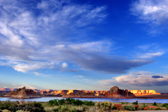color, glen canyon AZ, photography, thechangingpalette.com, andrewseal, nature landscapes, debiriley.com