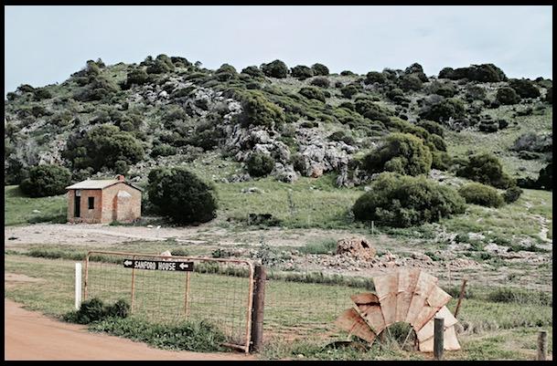 hillside in western australia, debiriley.com