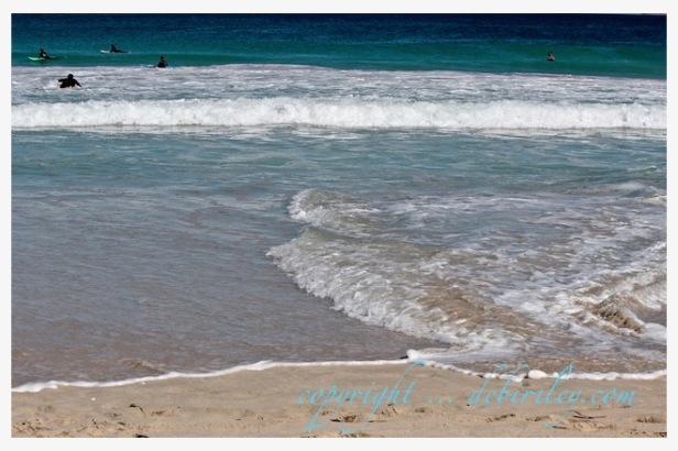 Indian ocean photographs, beach and surf, debiriley.com
